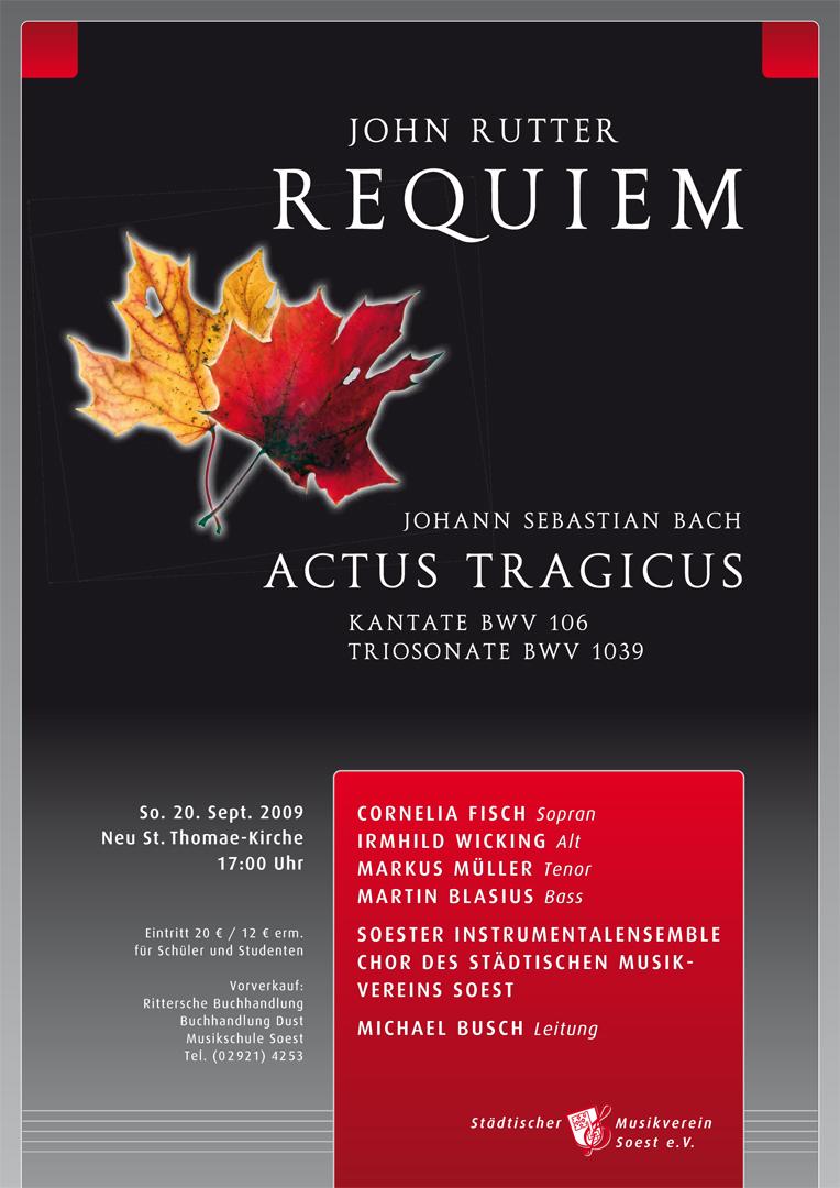 SMV-Requiem-Plakat